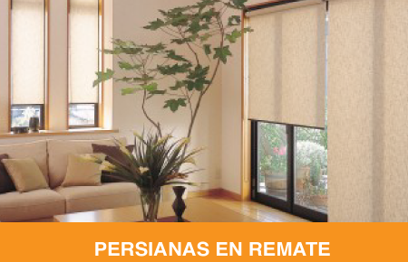 Clearence Blinds Oferta Especial